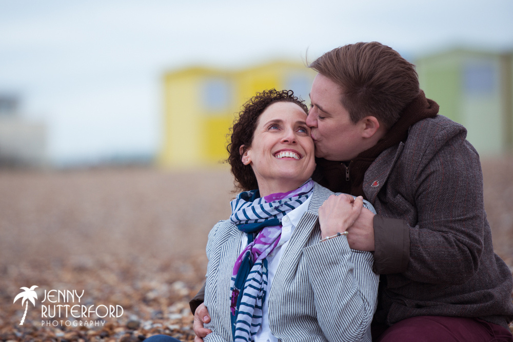 Relaxed and natural Brighton wedding photography