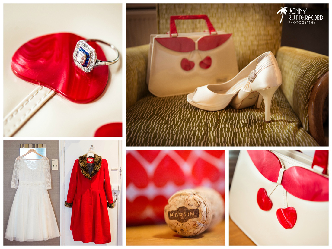 Annabelle Accessories Collage