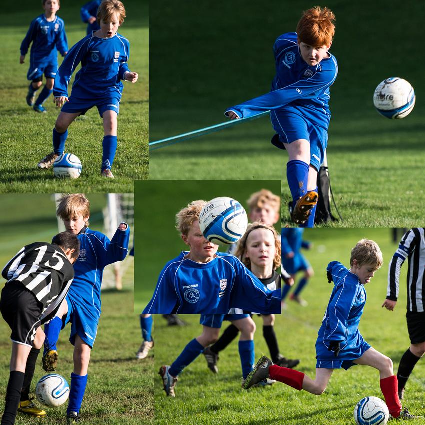 Adur Athletic Football Club, U11s.  Photos by Jenny Rutterford Photography