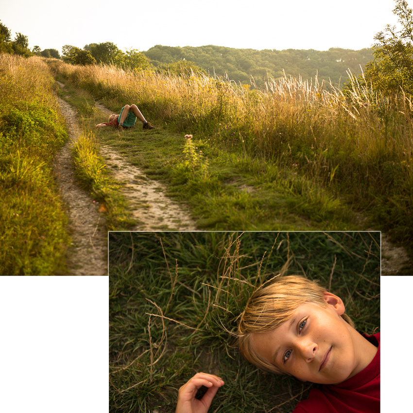Taking a break on the South Downs.  Steyning Horseshoe Walk, images by Sussex Wedding Photographer, Jenny Rutterford Photography.