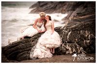 Jo & Anna Lesbian Wedding