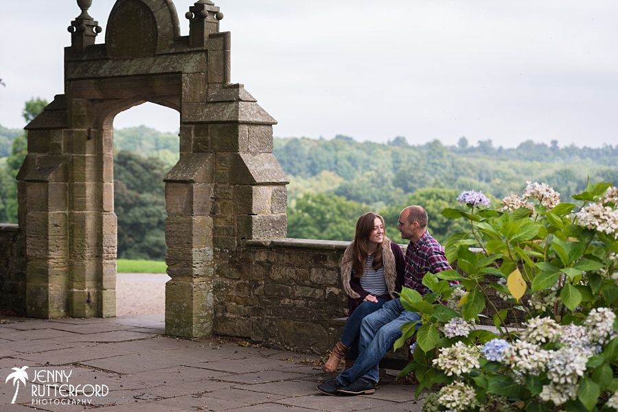Nymans pre wedding shoot_1006