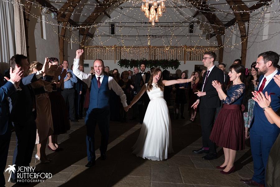 Long Furlong Barn Winter Wedding_1089