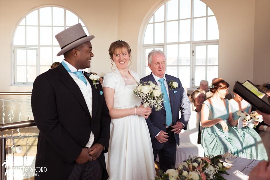 Worthing Dome Winter Wedding_1040