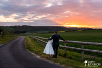 Long Furlong Barn Wedding:  Suzie & Ian