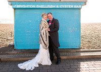 Brighton Wedding:  Claire + Mark