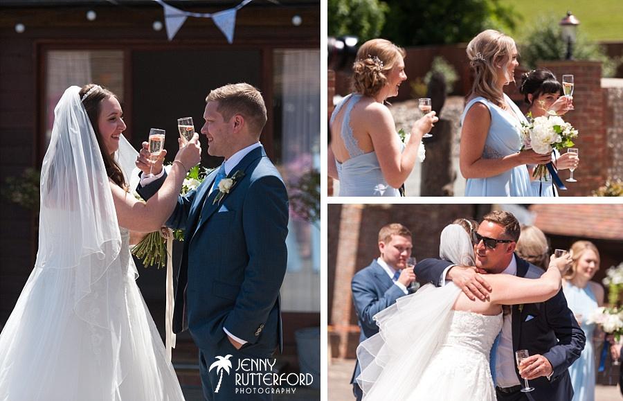 Long Furlong Barn Wedding_1035