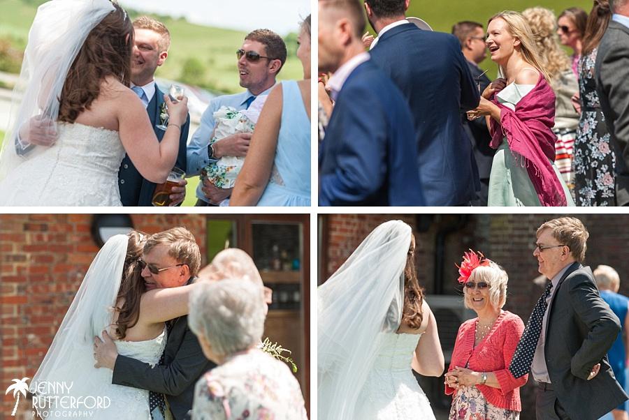 Long Furlong Barn Wedding_1044