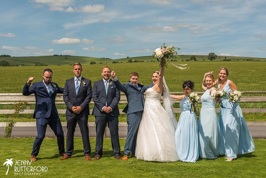 Long Furlong Barn Wedding_1052