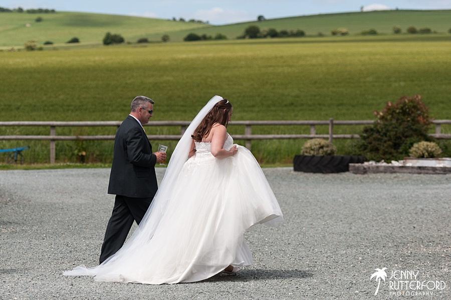 Long Furlong Barn Wedding_1062