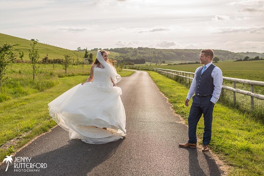 Long Furlong Barn Wedding_1081