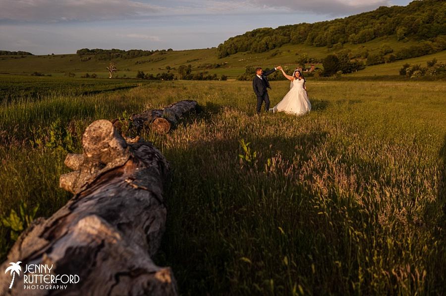Long Furlong Barn Wedding_1093
