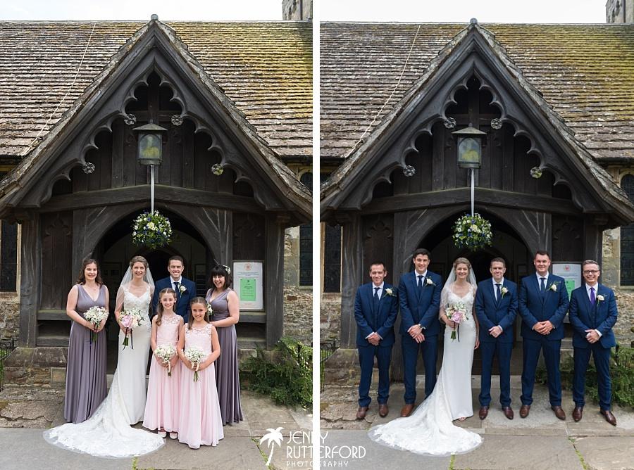 Pangdean Old Barn Wedding_1044