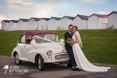 Worthing and Sussex wedding photographer