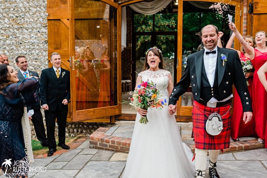 Cissbury Barns Wedding Photographer