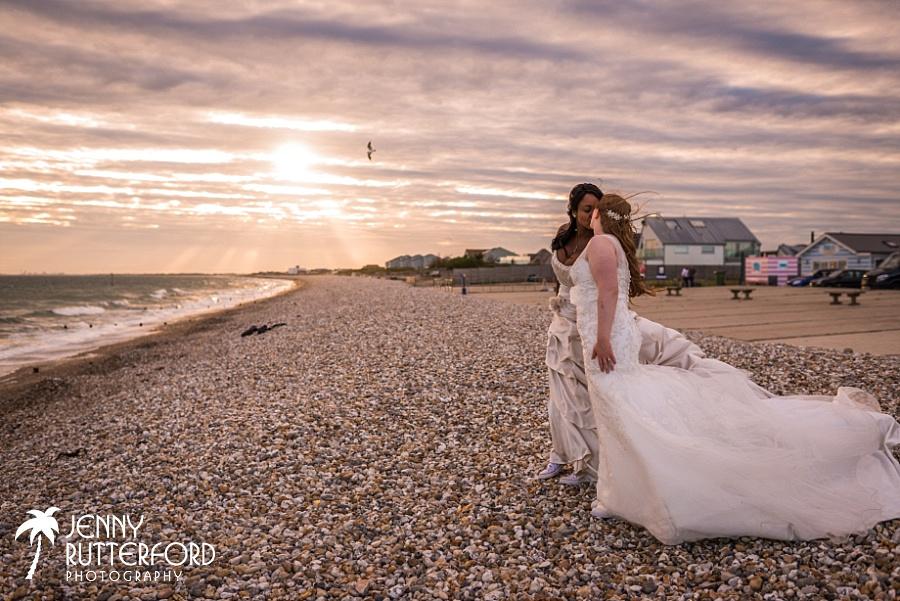 Bracklesham Barn Wedding Photographer