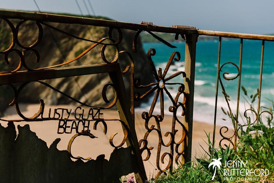 Lusty Glaze Beach Wedding Venue