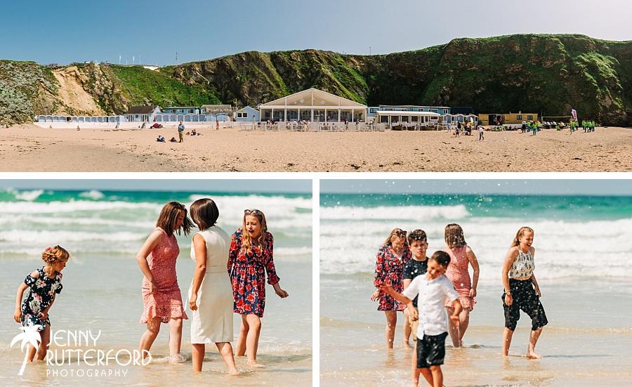 Lusty Glaze Beach is a fantastic Wedding venue in Cornwall