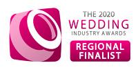Finalist of 2020 Wedding Industry Awards in South East Region