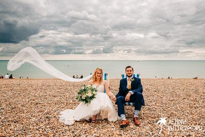 Brighton Harbour Hotel wedding photographer