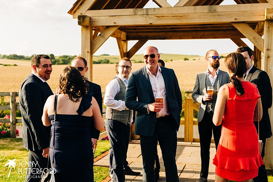 Long Furlong Barn Wedding_1061