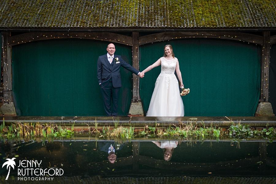 Bartholomew Barn Wedding Photo