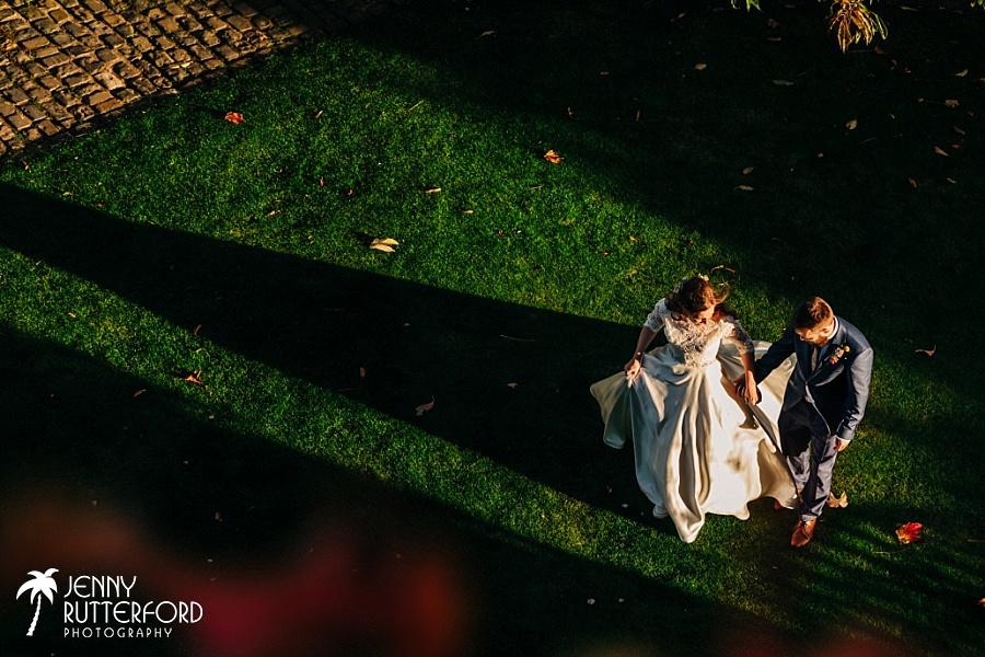 Walton Castle wedding