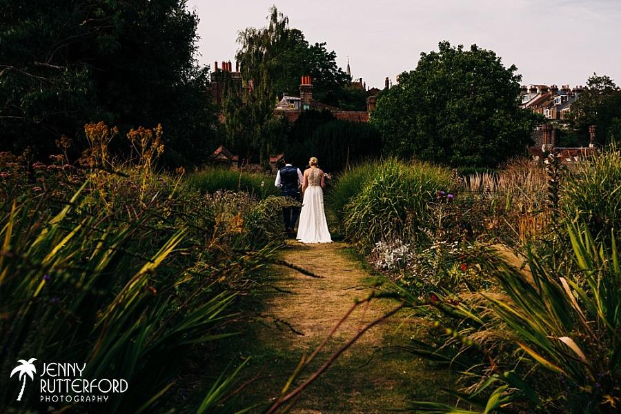Lewes Registry Office wedding