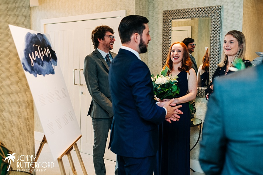 Brighton Harbour Hotel wedding