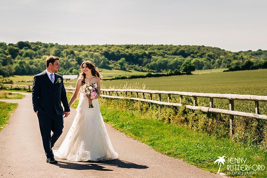 Long Furlong Barn Wedding_0026