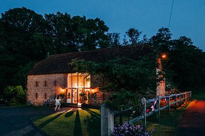 Bartholomew Barn Wedding venue in West Sussex
