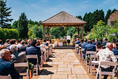 Brookfield Barn Wedding venue in West Sussex