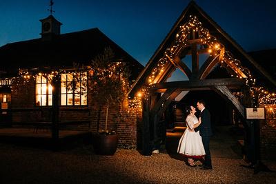 Blackstock Country Estate Wedding venue East Sussex