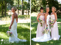 Michelle & Dane Barn & Marquee Wedding_2016