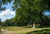 Michelle & Dane Barn & Marquee Wedding_2015