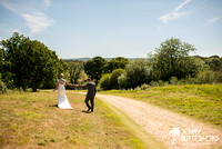 Michelle & Dane Barn & Marquee Wedding_2014
