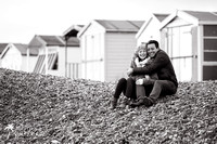 Hannah & Steve Engagement photos on Shoreham Beach-1013