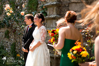 Relaxed Sussex wedding from castle to beach-1001