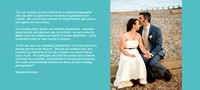 Testimonial Worthing Wedding