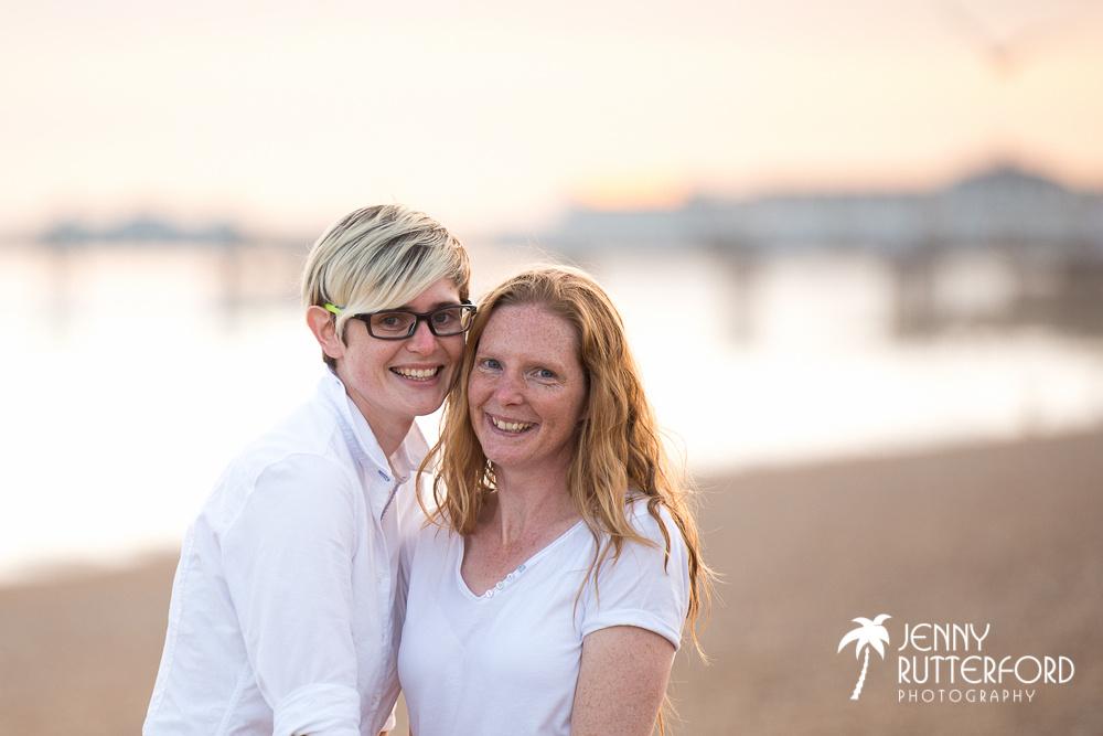 LGBT Engagement shoot, Brighton