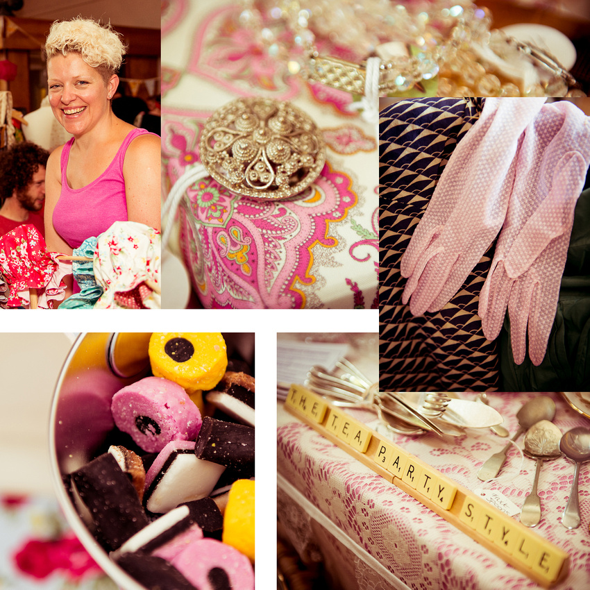 Pink retro style at Johnny Loves June Vintage, Shoreham-by-Sea.  Images by Sussex Wedding Photographer, Jenny Rutterford Photography