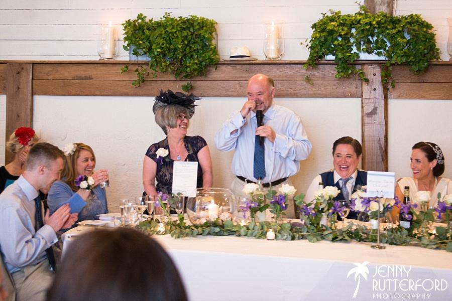 Pangdean Barn and Brighton Wedding Photography