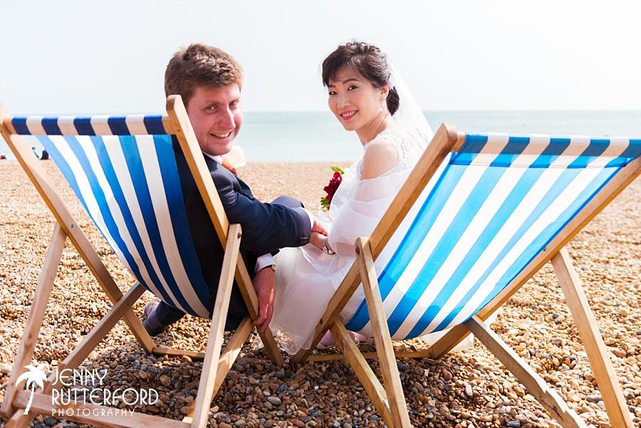 Lily & Matt's Hotel Du Vin Brighton Wedding