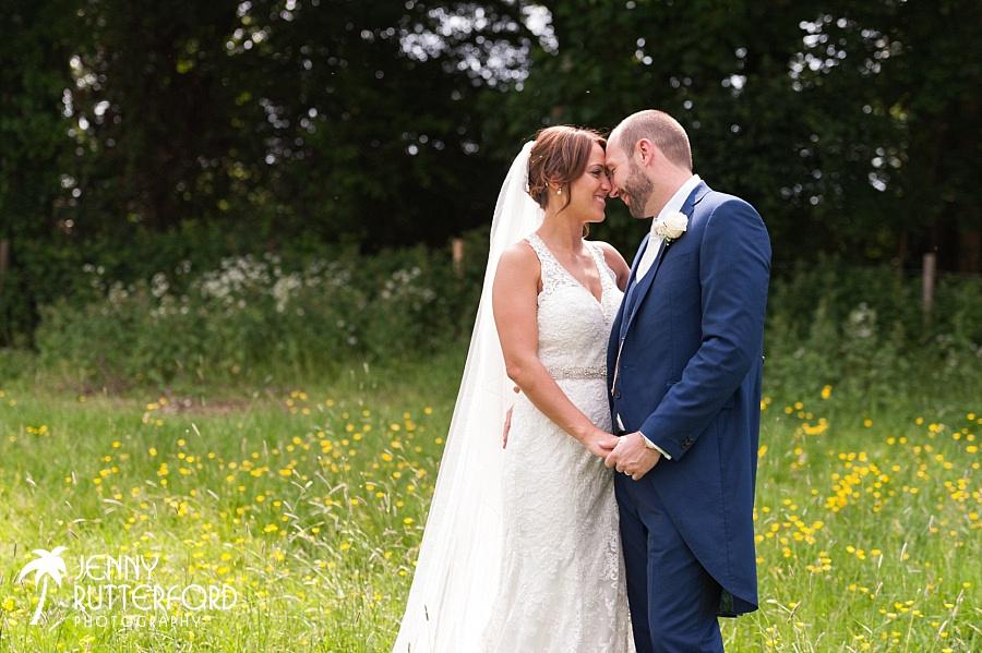 Jodie & Sam's Hurst College Wedding