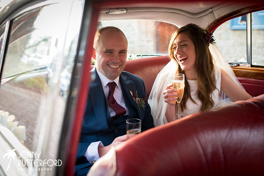 Holly & Martin's Long Furlong Barn Wedding