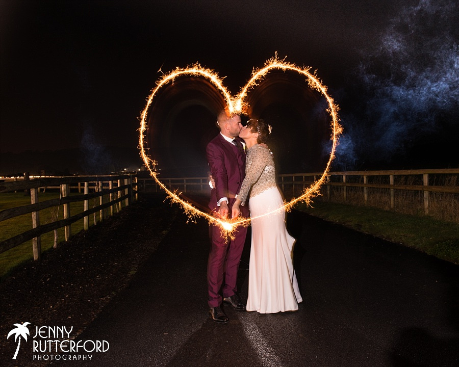 Josie & Paul's Long Furlong Barn Wedding