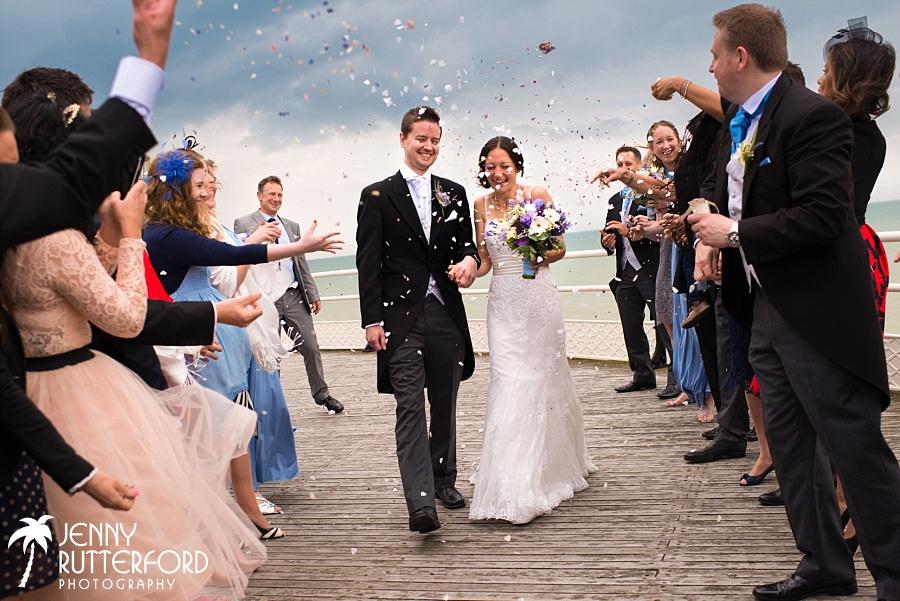 Worthing Pier Wedding_3037