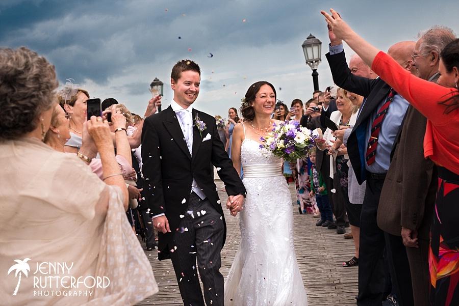 Worthing Pier Wedding_3038