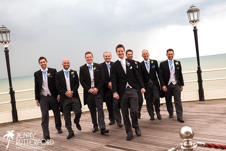 Worthing Pier Wedding_3040