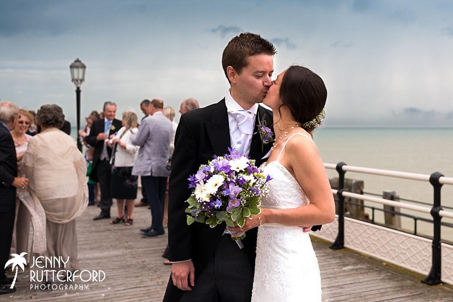 Worthing Pier Wedding_3039